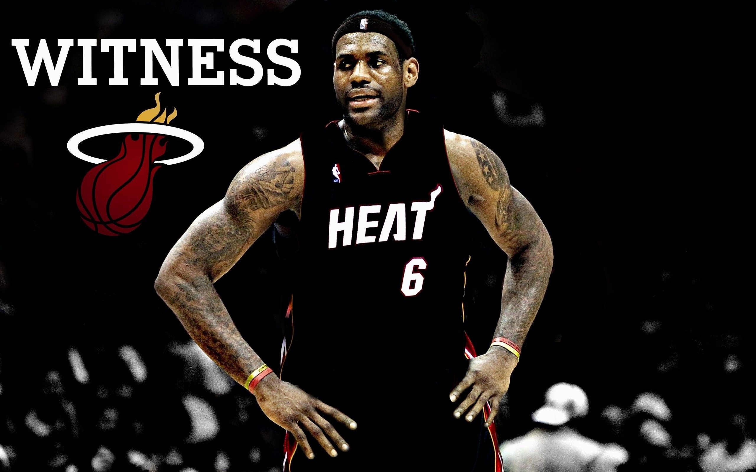 Hd Miami Heat Wallpaper Lebron James Miami Heat Lebron James Background Lebron James