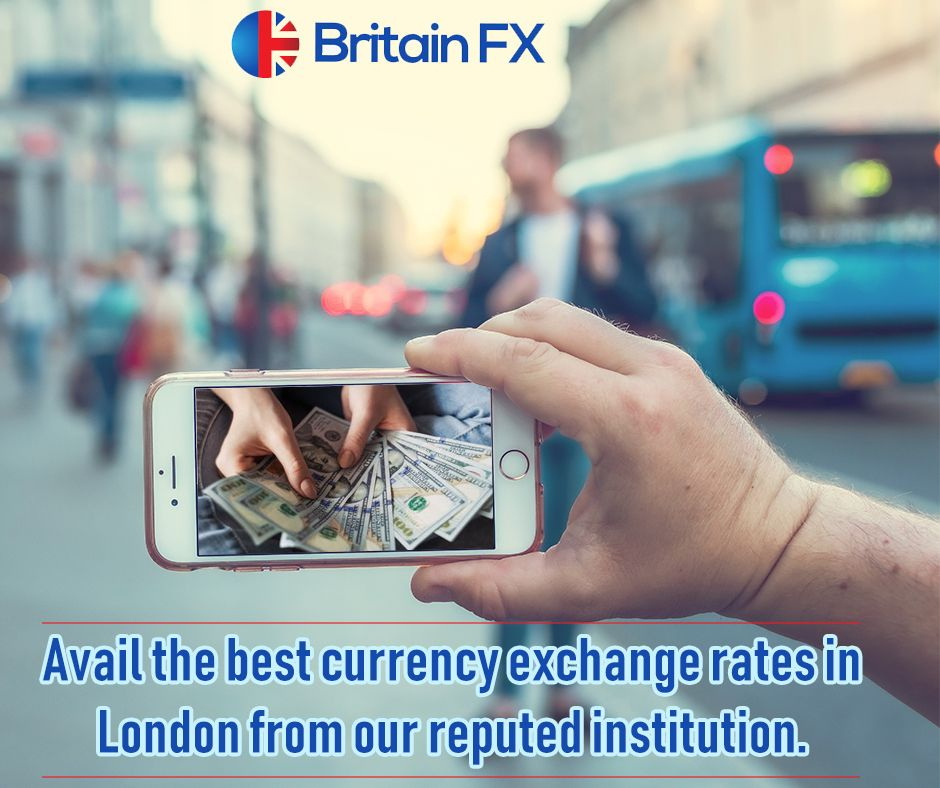 Avail The Best Currency Exchange Rates