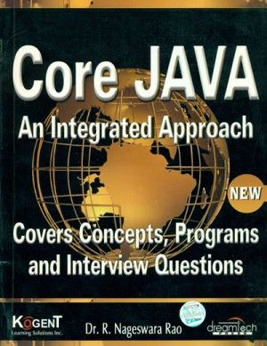 Core Java An Integrated Approach By R Nageswara Rao Ebook