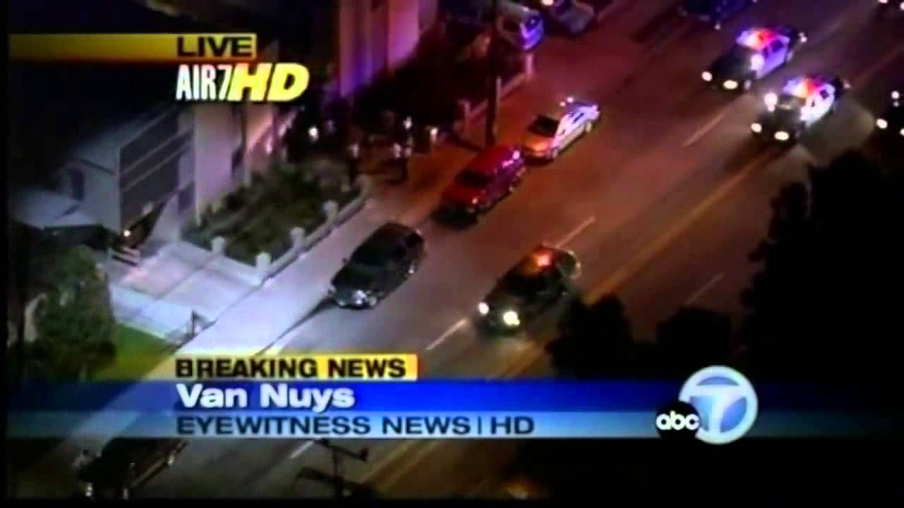 Southern California High Speed Police Chase Ford Expedition On Rims No Tires Ford Expedition Southern California Police