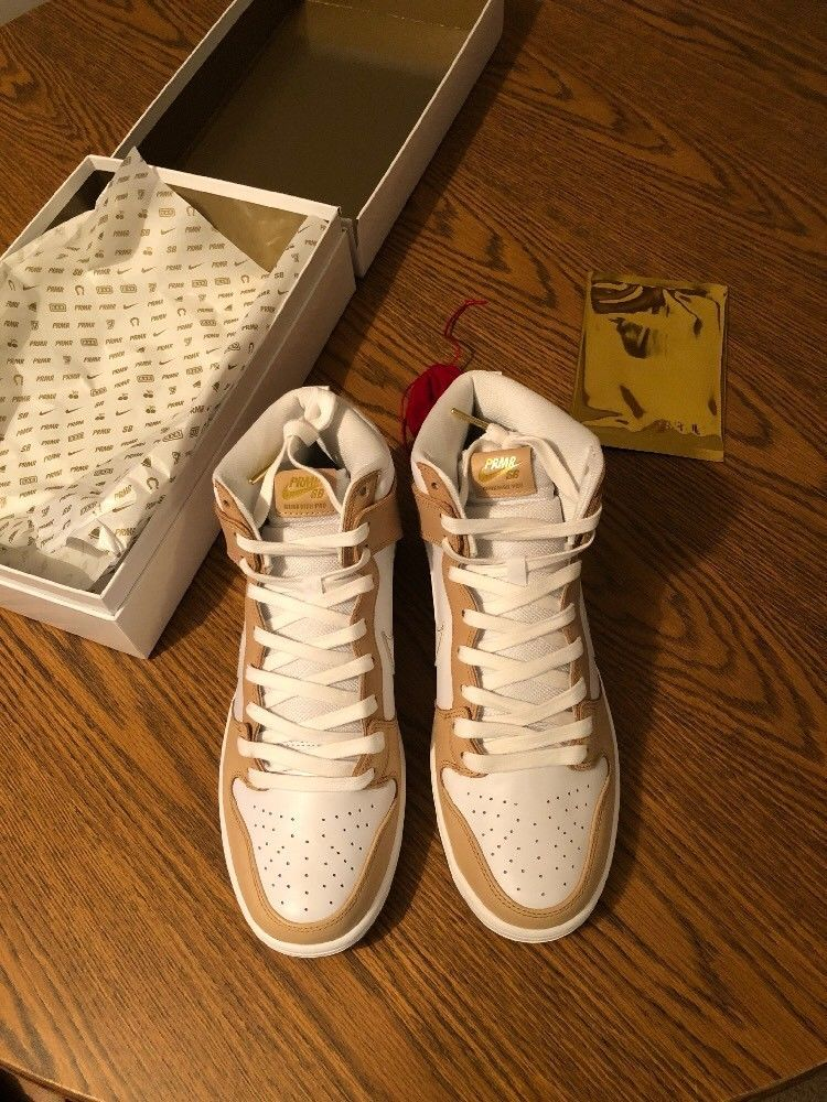 timeless design 33f18 9e40d Premier Win Some Lose Some Nike SB Dunk Hi W Exclusive Box  Accessories  (eBay Link)