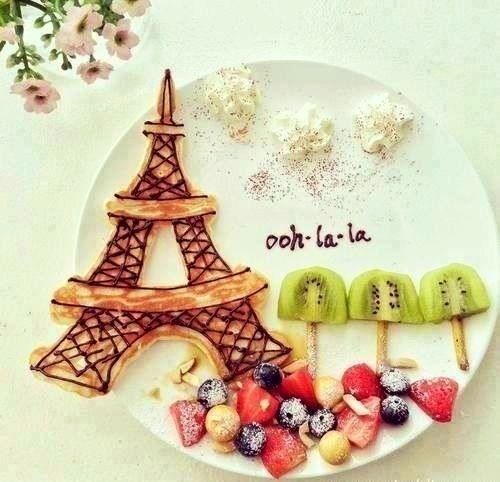 Desayunando Paris