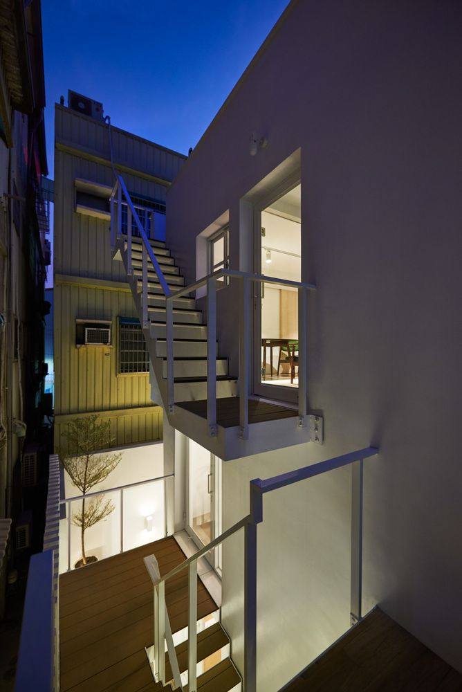 Gallery Of House H Hao Design 17 Courtyard House Apartment Design House