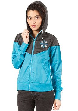 Nike RU Pinwheel Windrunner Women's Running Jacket