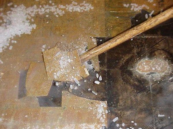 Removing Asbestos Tile Asbestos Disposal Pinterest