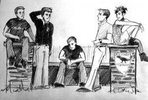The Raven Boys :)