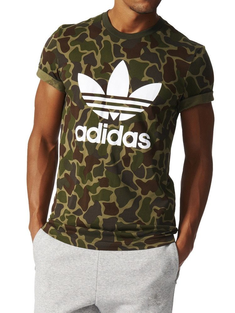 ae62883dc638 adidas Camo Tee - Multicolour – West Brothers  adidas  camo  tee   camouflage  invisible