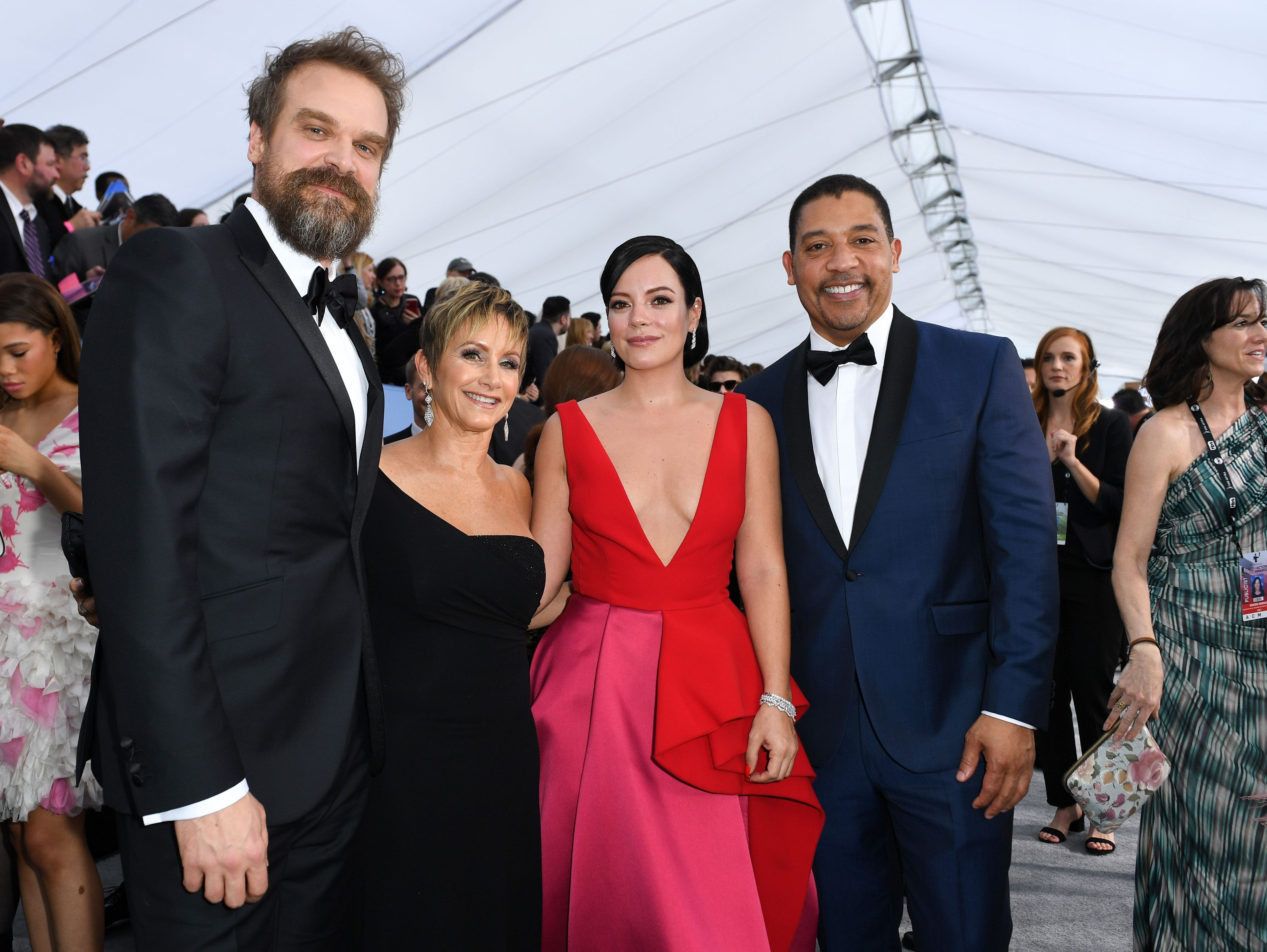 Lily Allen and David Harbour married in Las Vegas Report