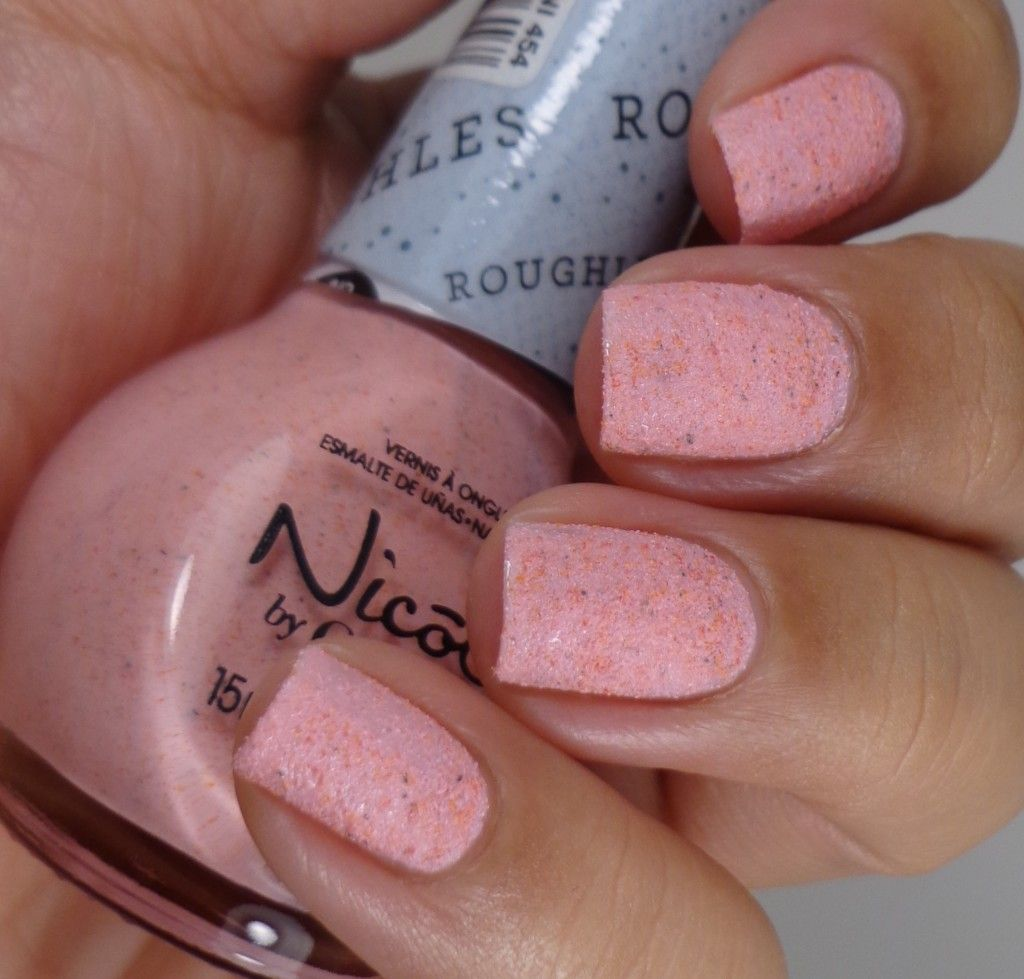 Nicole By Opi Roughles Collection Nicole By Opi Nail Polish Addict Nail Polish