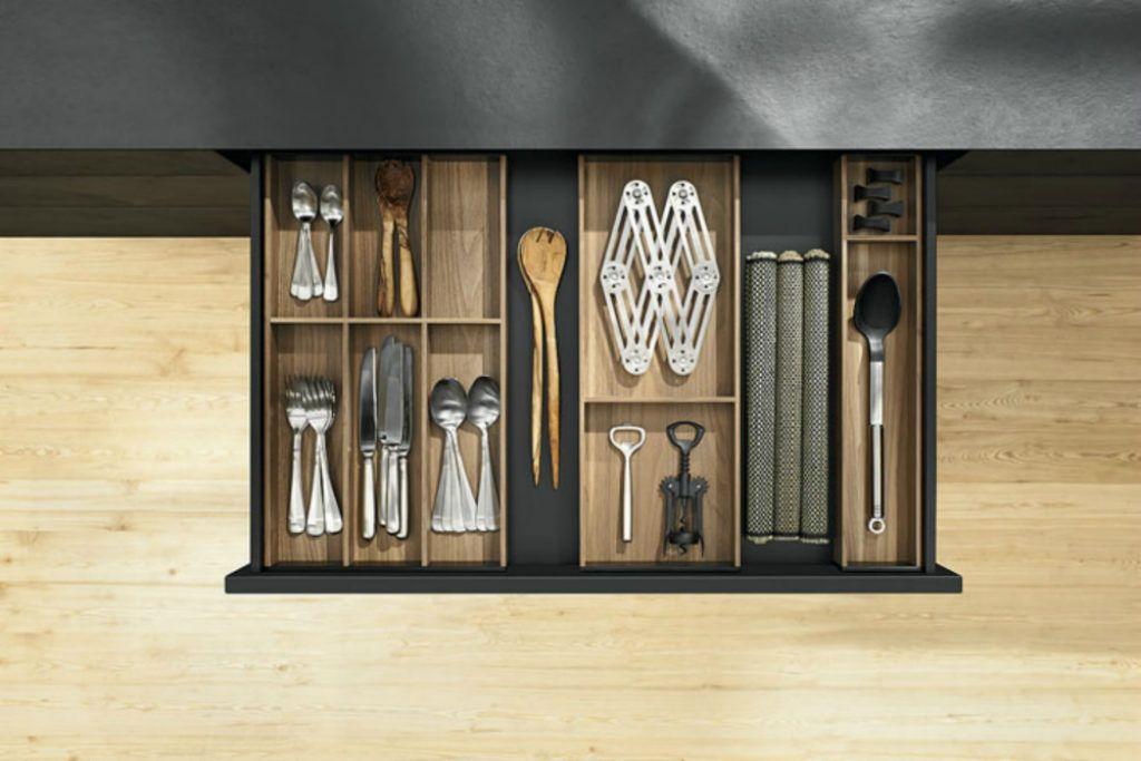 Stauraum in der Küche 7 clevere Ideen und Tipps für mehr Platz - ordnung im küchenschrank