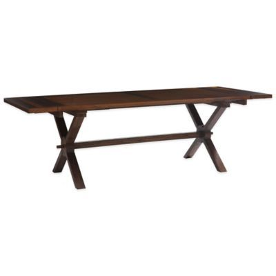 Zuo® Laurel Heights Dining Table in Distressed Natural - BedBathandBeyond.com