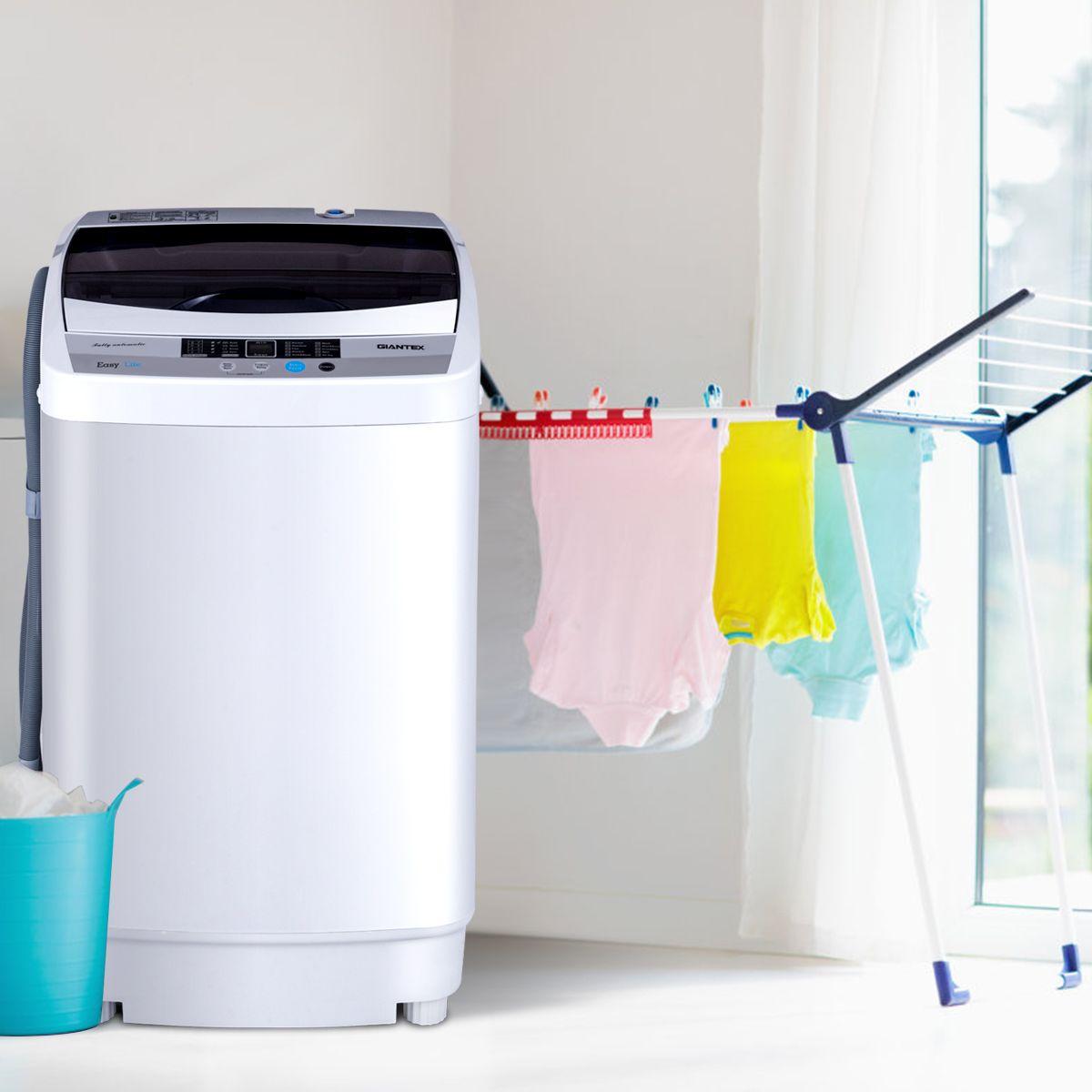 Questa lavatrice è progettato per lavare i vestiti di uno
