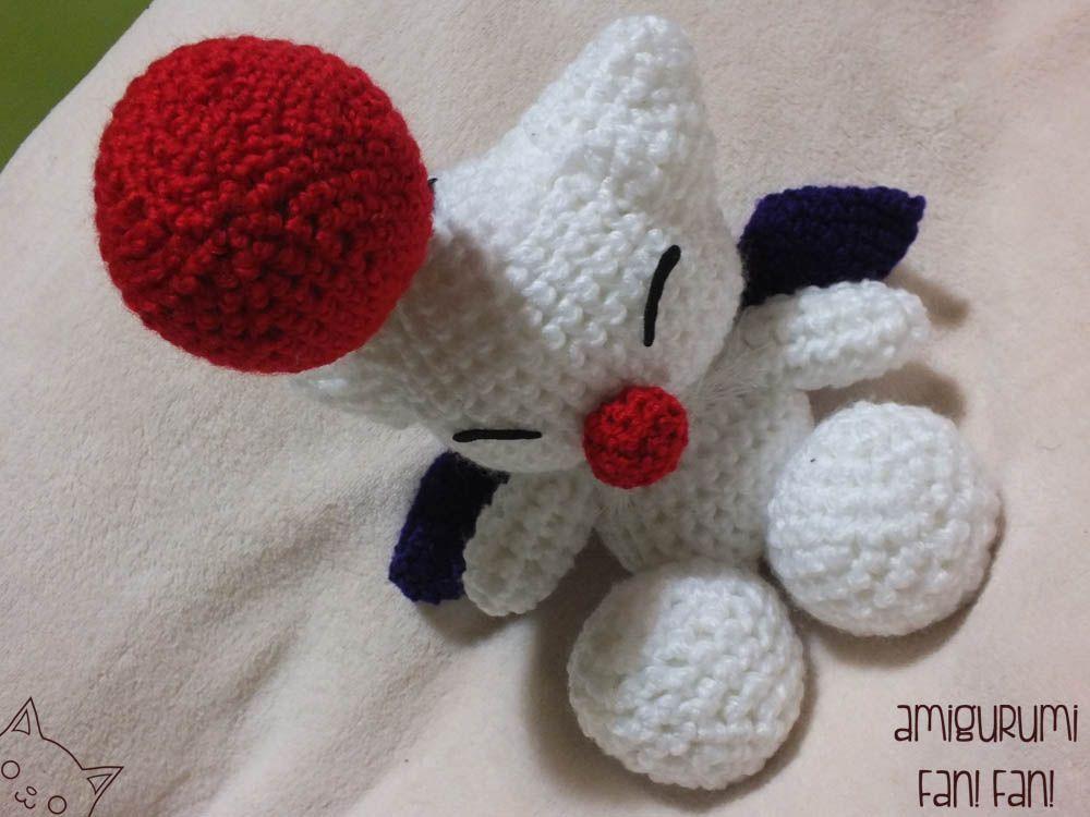 Kupo, la famosa mascota de Final Fantasy