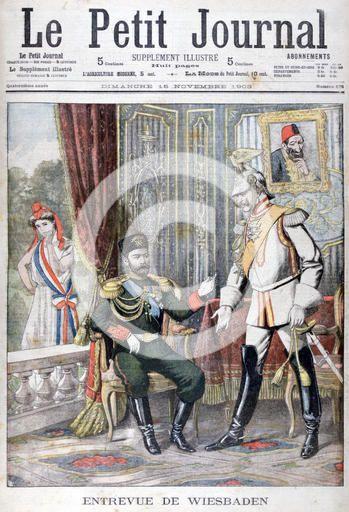 Tsar Nicholas II and Kaizer Wilhelm II