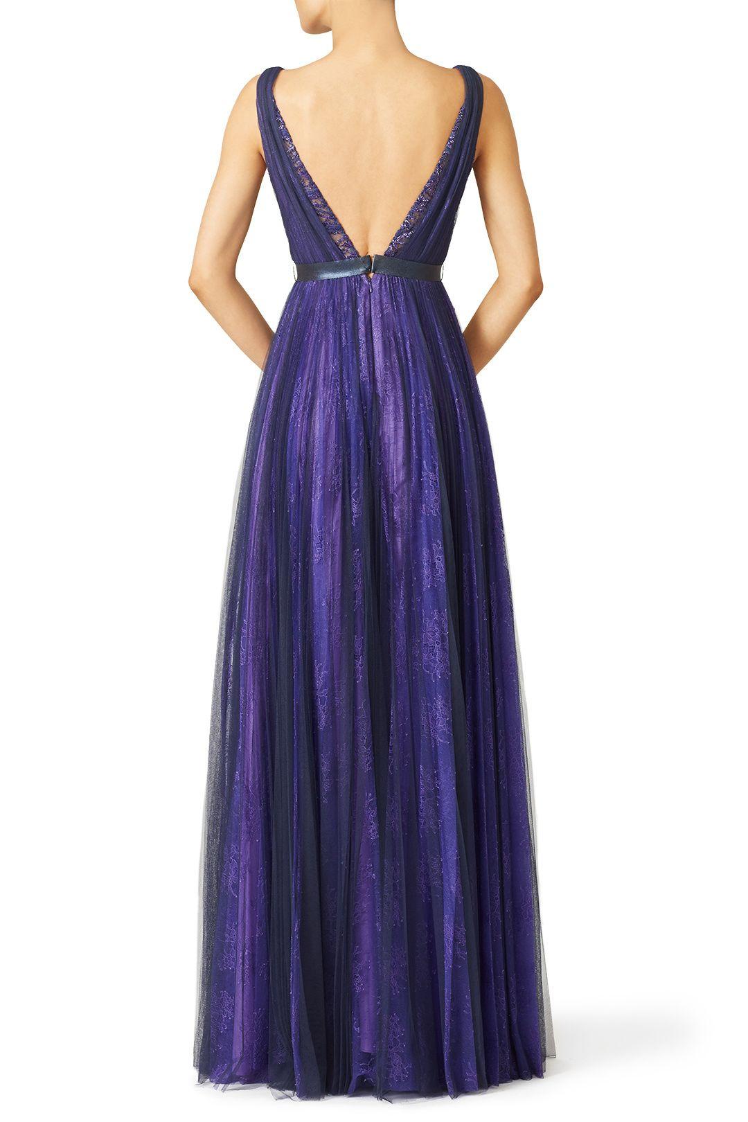 Cassidy Gown by ML Monique Lhuillier | Long dresses | Pinterest