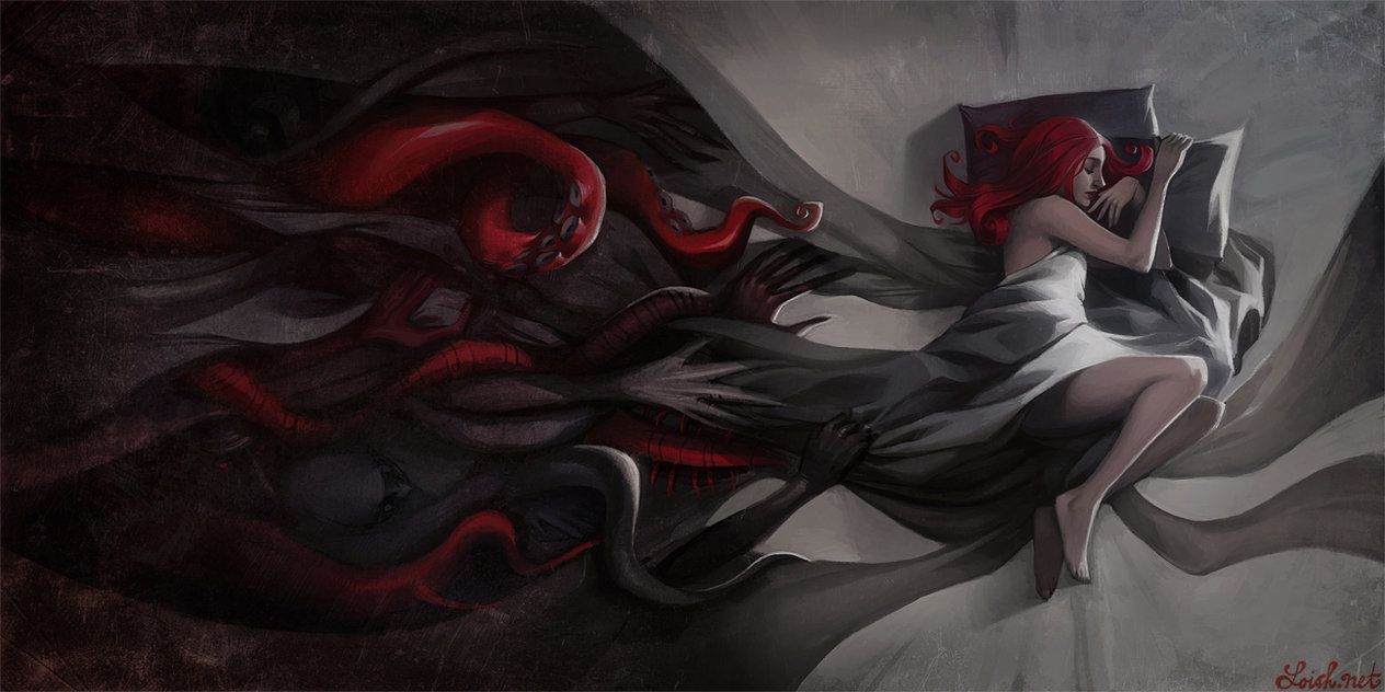 Album artwork by Loish (one of my faves on deviantart)