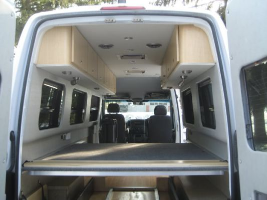 Dodge Sprinter Conversion