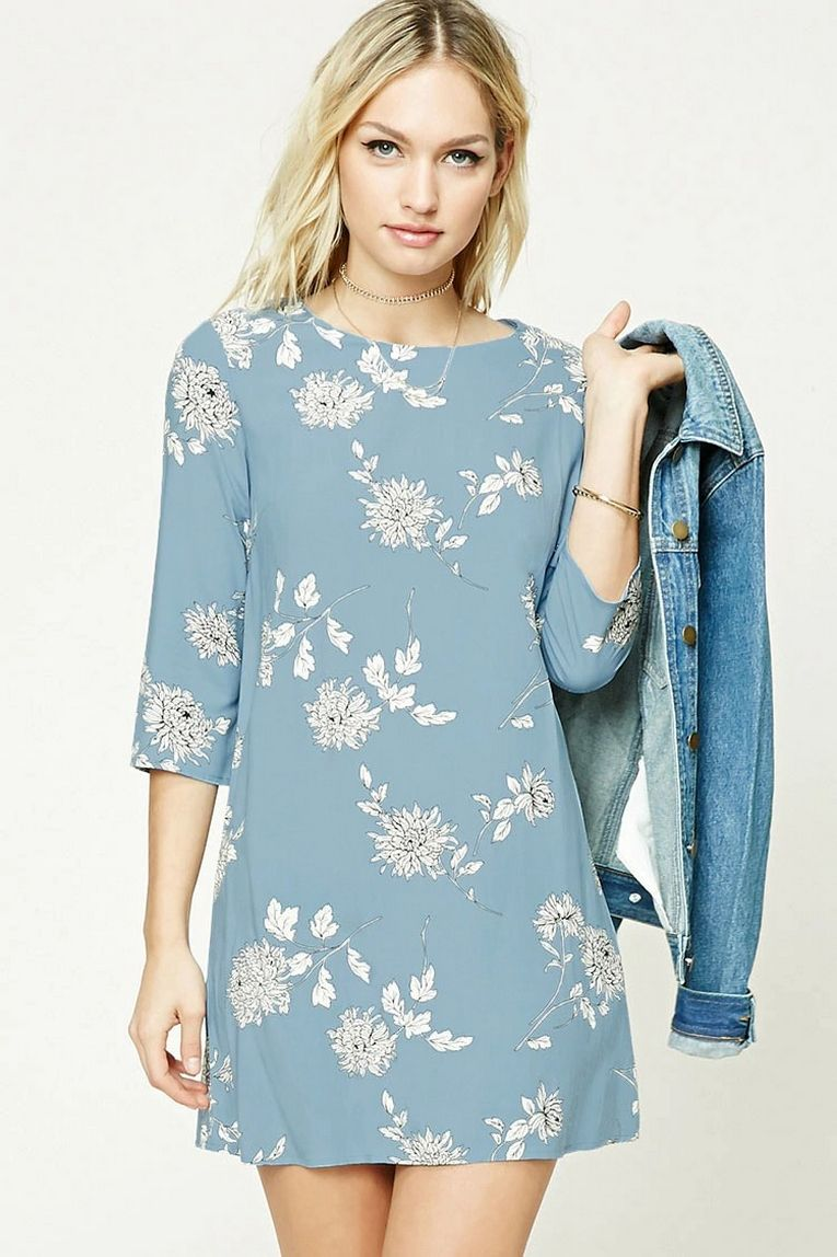 150 Beautiful Shift Dresses Fashion Suitable For Summer Fashion Dresses Shift Dress Outfit Shift Dress [ 1148 x 765 Pixel ]