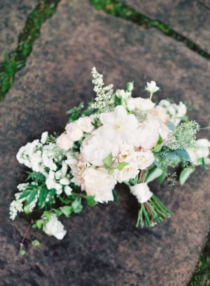 bouquet Wedding Inspiration - Style Me Pretty