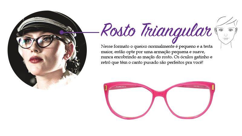 Qual E O Modelo De Oculos Ideal Para Cada Tipo De Rosto Tipos