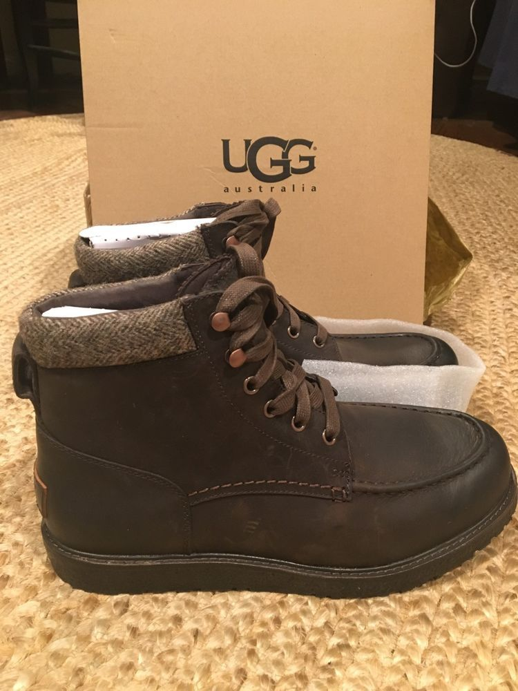 c077d6bc0792f UGG Merrick Men's Boots. Stout (Brown). Size 9. New with Box ...