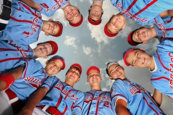 Photo of 17 Creative Ideas for Baseball and Softball Team Portraits