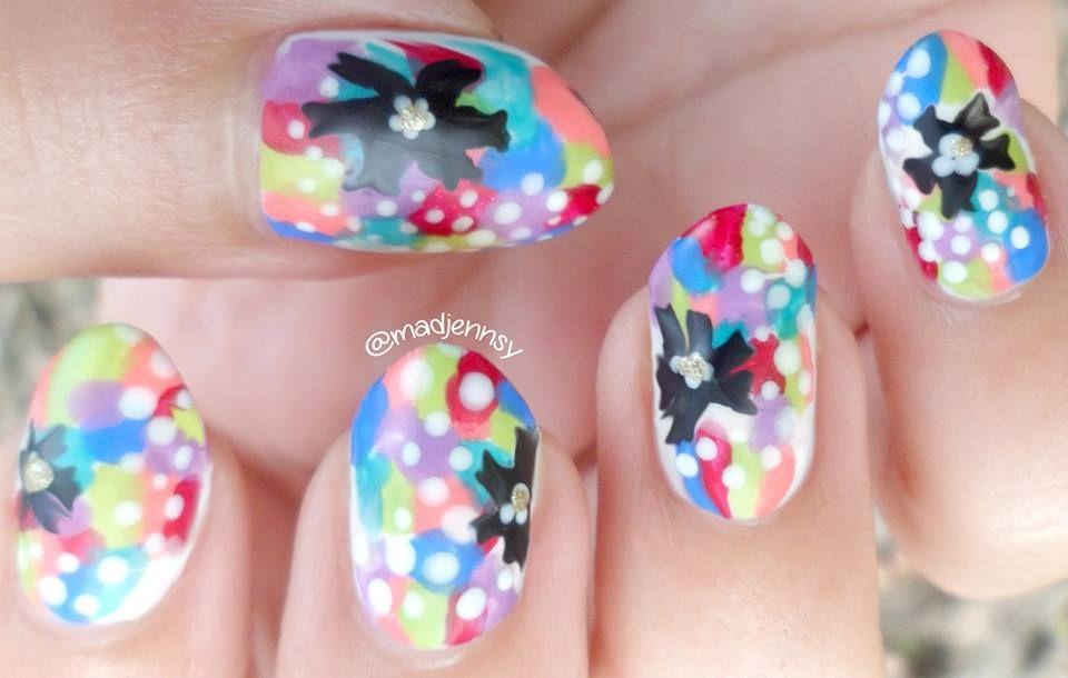 Madjennsy Nail Art! #nail #nails #nailart