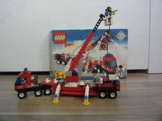 LEGO Fire Fighters' Lift Truck
