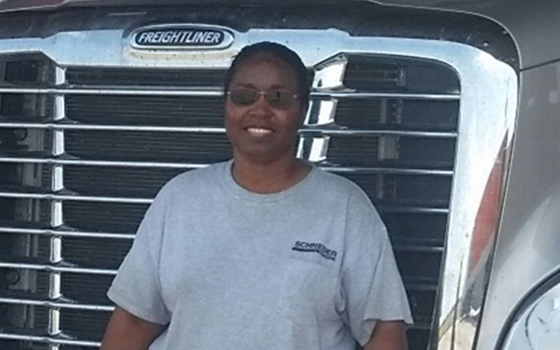Schneider Is A Proud Member Of The Women In Trucking Association And We Re Proud That A Schneider Driver Has Been Named Wit Member Of The Women Trucks Drivers