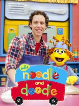 Noodle and Doodle- kid's show that prominently features recycle
