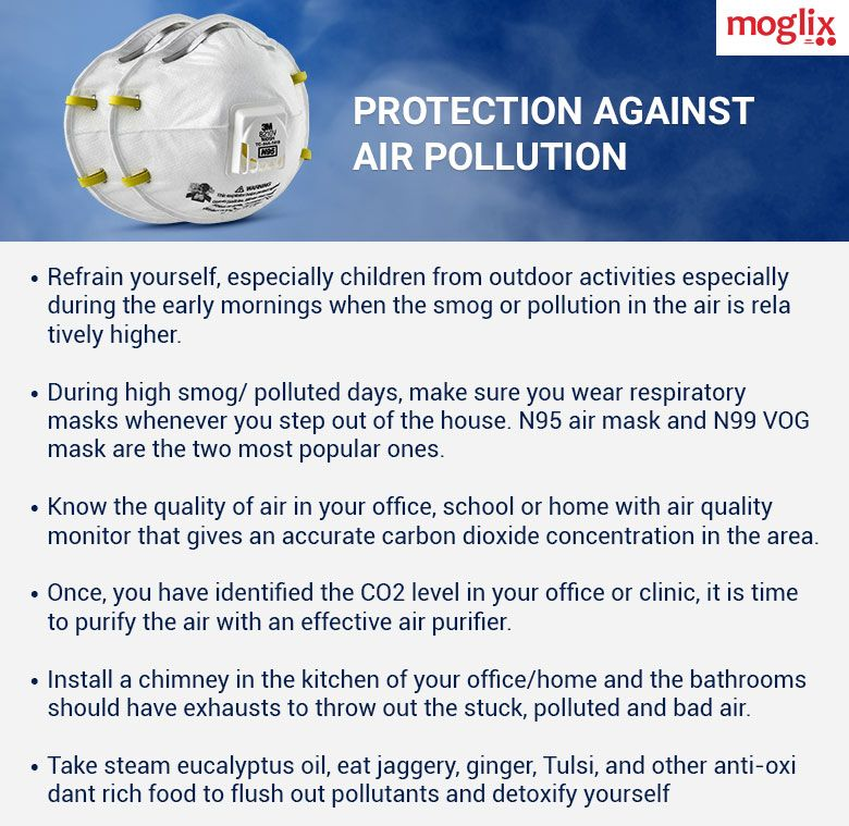 Best Ways to Completely Protect Yourself from Air