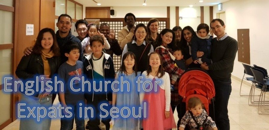 English Church for Expats in Seoul