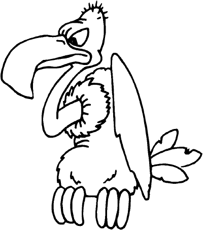 Free Online Pictures Of Birds To Color For Adults And Kids Bird