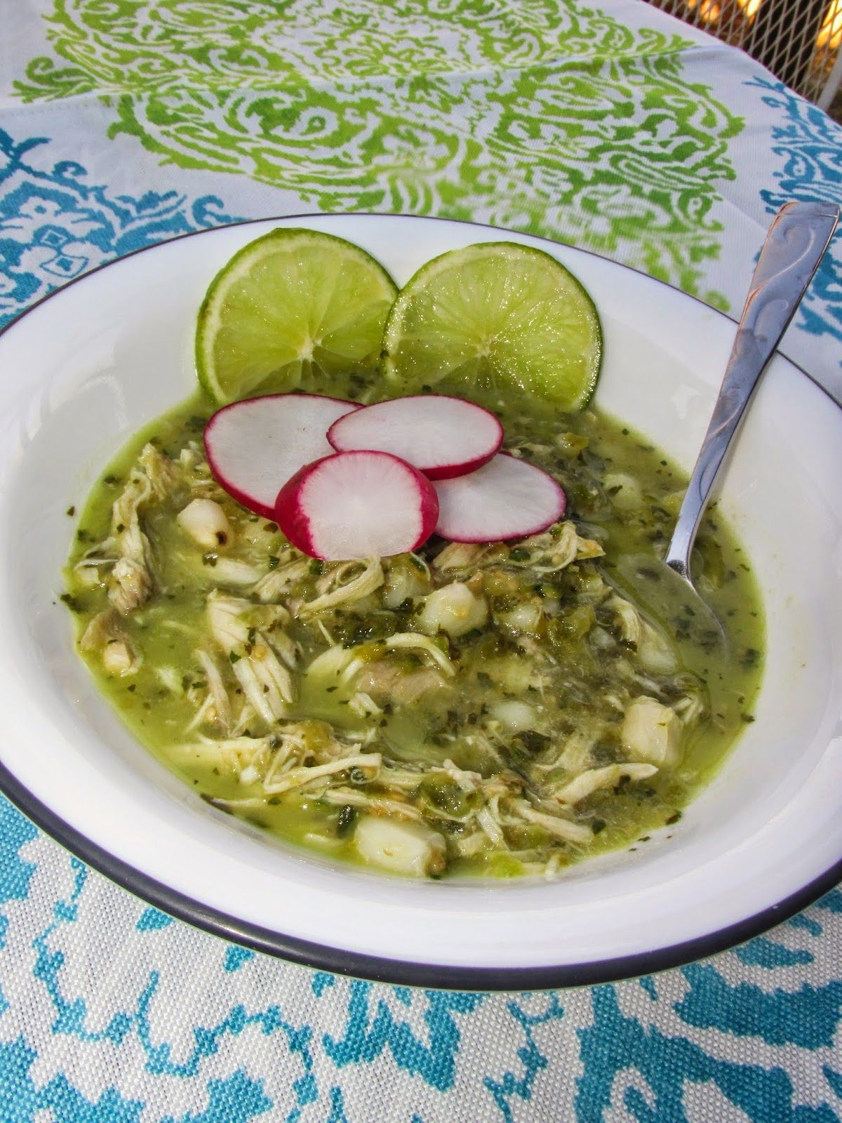 Arte Culinario Garifuna Guatemalan Chicken And Tomatillo Stew By Madame Cooks Recipe