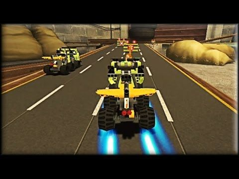 Do you love playing with Lego? Well, here is Lego Technic Race to ...