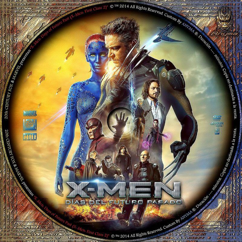 X Men Dias Del Futuro Pasado 2014 Days Of Future Past X Men Past