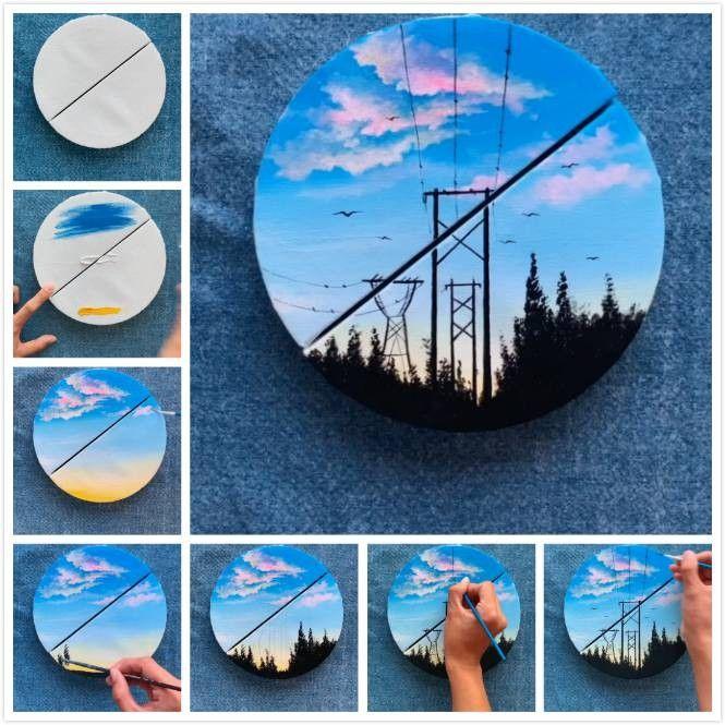 10 Facile pittura fai-da-te per la decorazione domestica - Facile decorazione domestica La tua rice