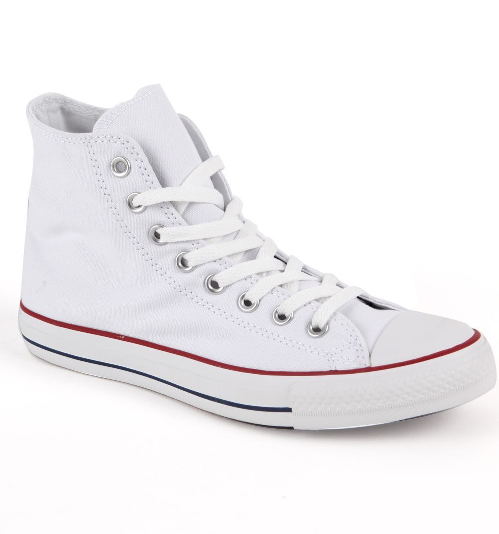 Click Image Above To Buy: Womens Converse Shoes - Converse Chuck All Star Hi  Solid Sneaker