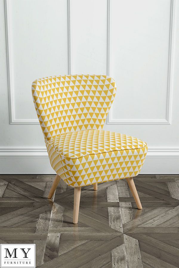 Details About My Furniture Upholstered Retro Occasional