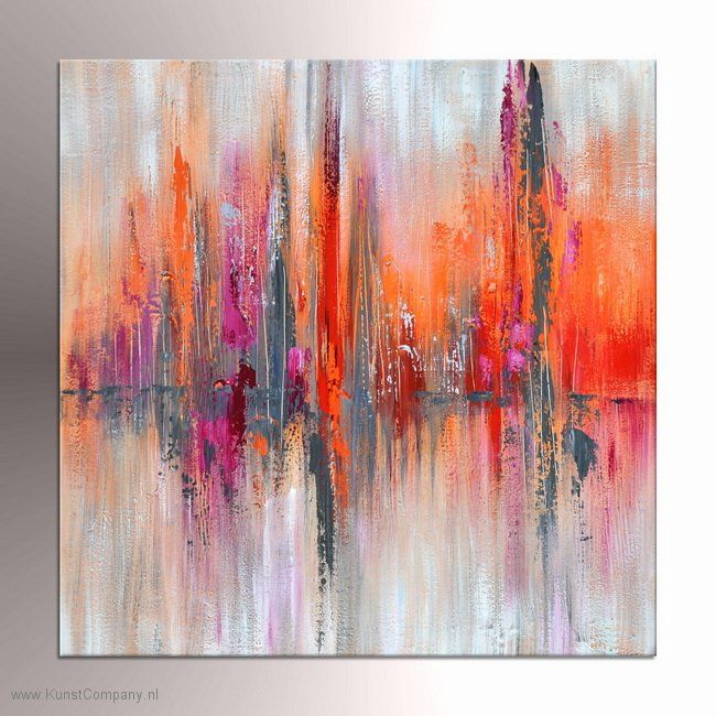 Schilderij bliss i leuke ideeen pinterest abstract for Moderne schilderkunst