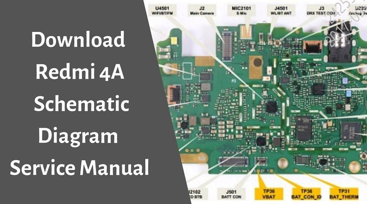 Download Redmi 4a Schematic Diagram