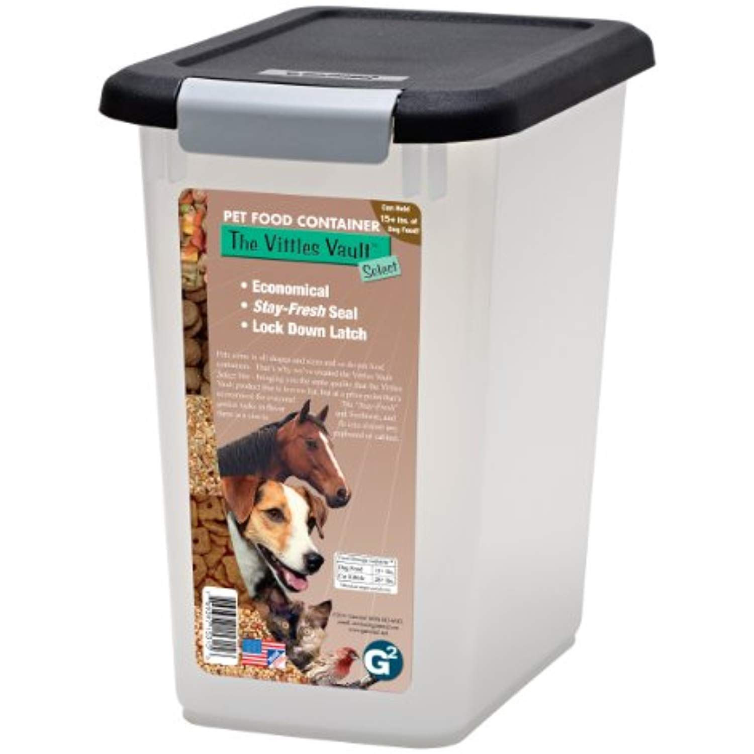 Gamma2 Vittles Vault 15 Lb Pet Food Container You Can Get