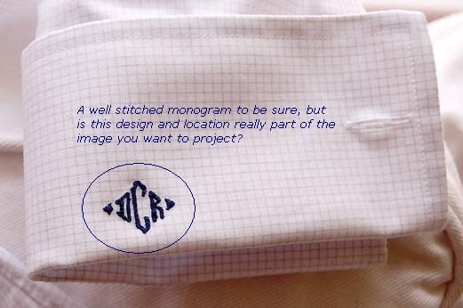 Monogram rules unique logo monograms and embroidery