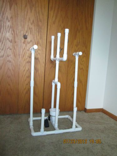 Sports Equipment Hockey Drying Rack Tree With Air Hockey Equipment Hockey Drying Rack Hockey