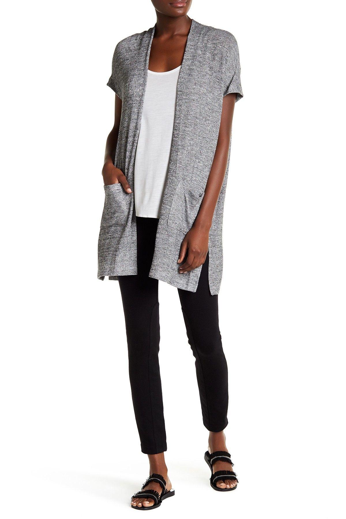 Metallic Short Sleeve Cardigan | Metallic shorts, Metallic and ...