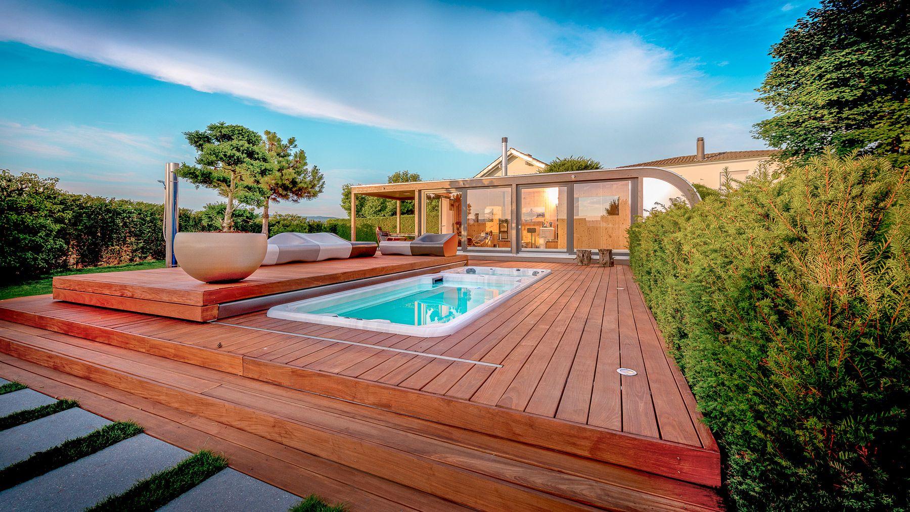Kennen Sie schon die Pool Lounge® von Armstark? Die Pool ...