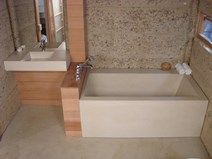 Tubs And Showers Pourfolio Custom Concrete San Diego Ca
