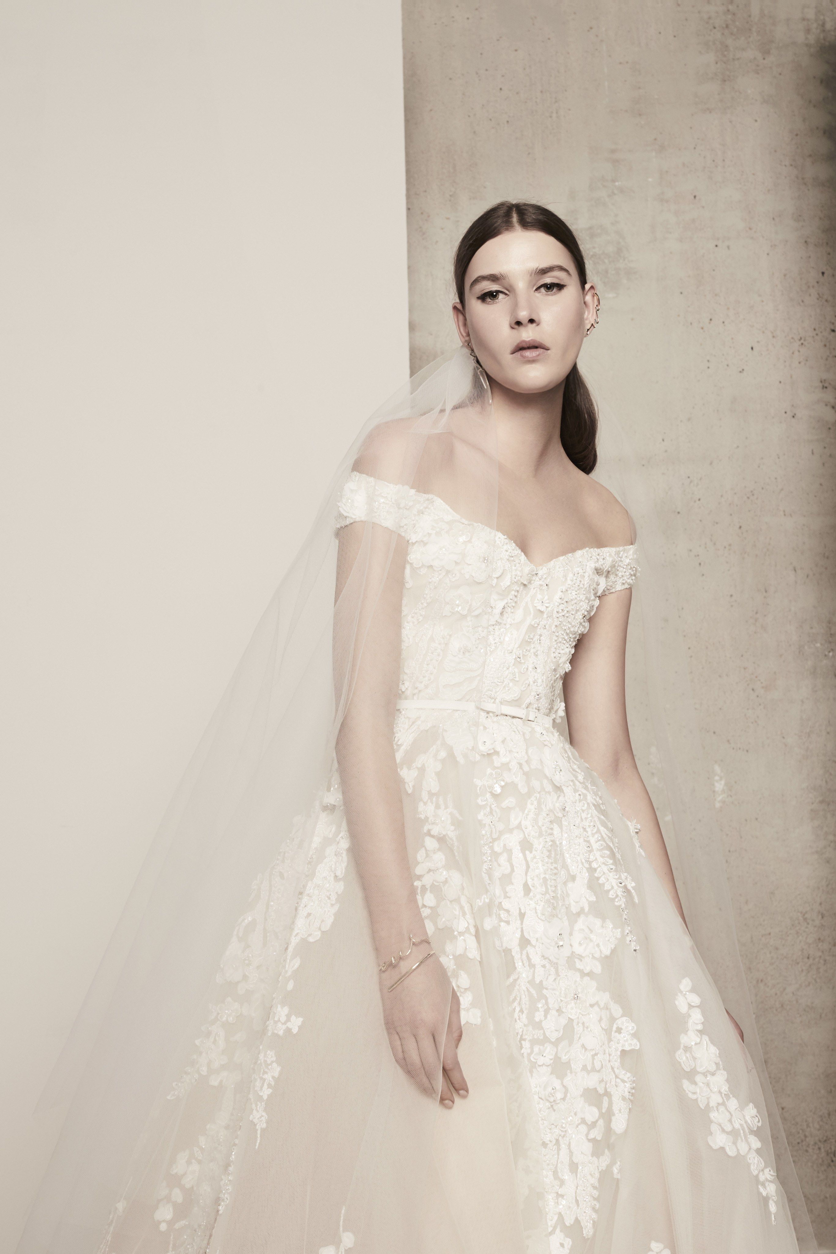 brandnew wedding dresses that showcase next yearus biggest