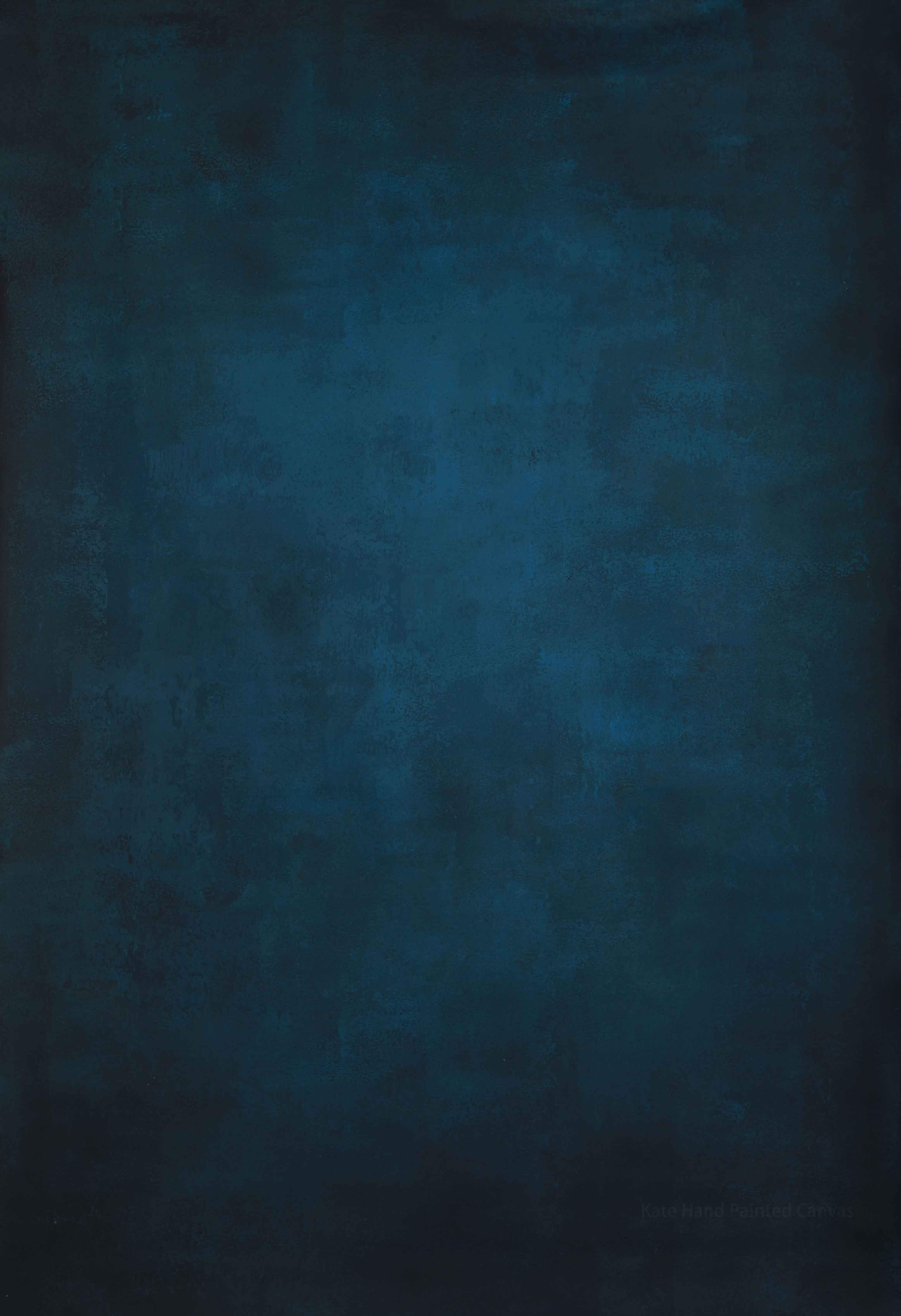 Kate Abstract Texture Blue Color Spray Painted Backdrops In