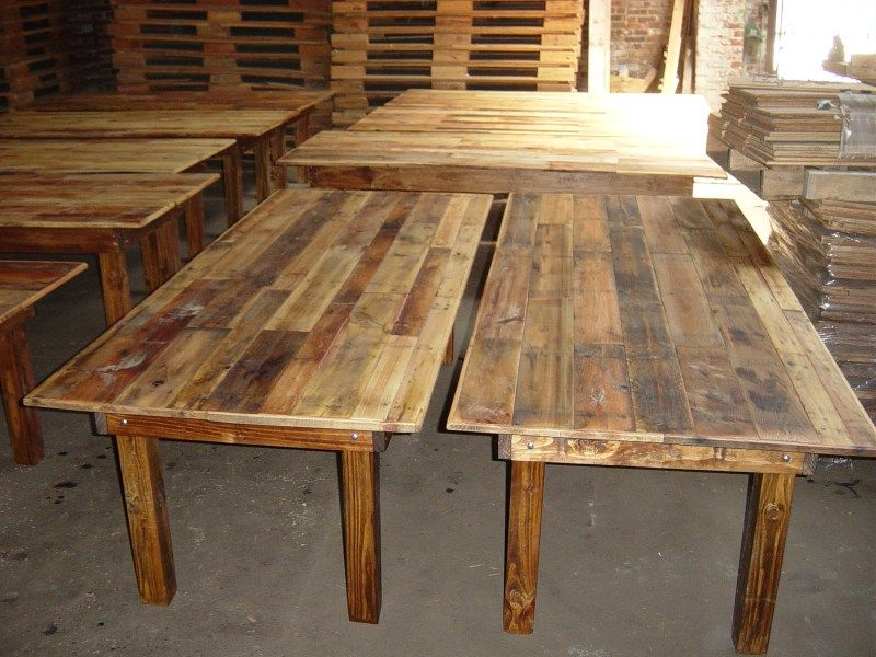 Vintage Farmhouse Tables For Sale | Vintage Farm Table | Knot Just Furniture